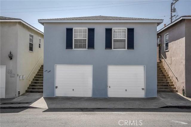446 Longfellow Avenue, Hermosa Beach, California 90254, ,For Sale,Longfellow,SB20098477