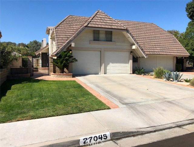 27045 Rio Bosque Drive, Valencia, CA 91354