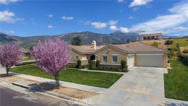 10911 Plum View Lane, Yucaipa, CA 92399