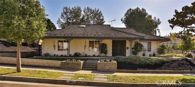 350 W Country Hills Drive, La Habra, CA 90631