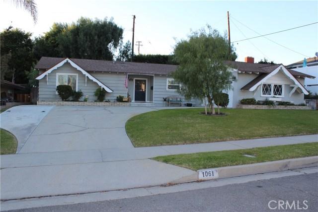 1061 Orange Street N, La Habra, CA 90631