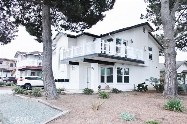 706 Marina Street, Morro Bay, CA 93442