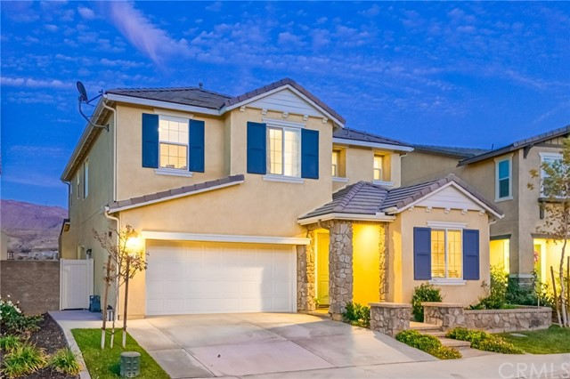 One of Gated Corona Homes for Sale at 25430  Temescal Valley Lane