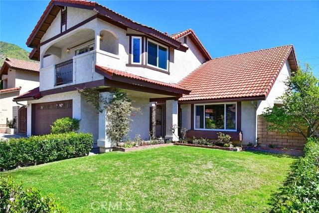 498 Woodbluff Street, Duarte, CA 91010