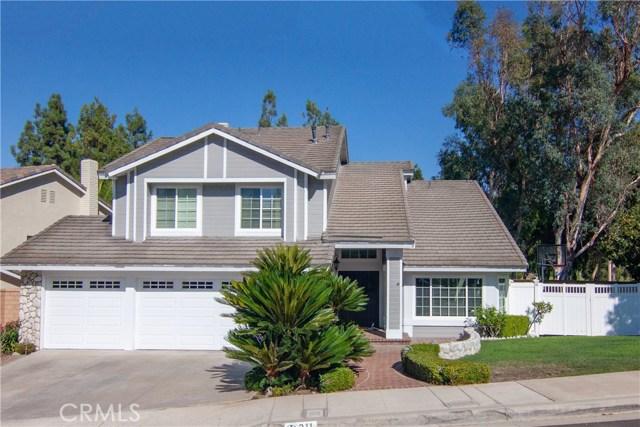 311 N Deep Spring Road, Orange, CA 92869