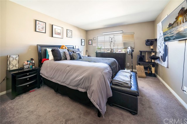 Unit C: Master Bedroom