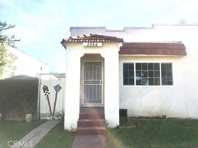 1086 Coronado Avenue, Long Beach, CA 90804