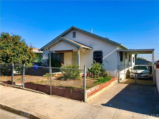 388 Fraser Avenue, East Los Angeles, CA 90022