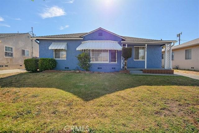 805 N Evers Avenue, Compton, CA 90220