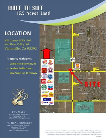 0 395 HWY, VICTORVILLE, CA 92392  Photo