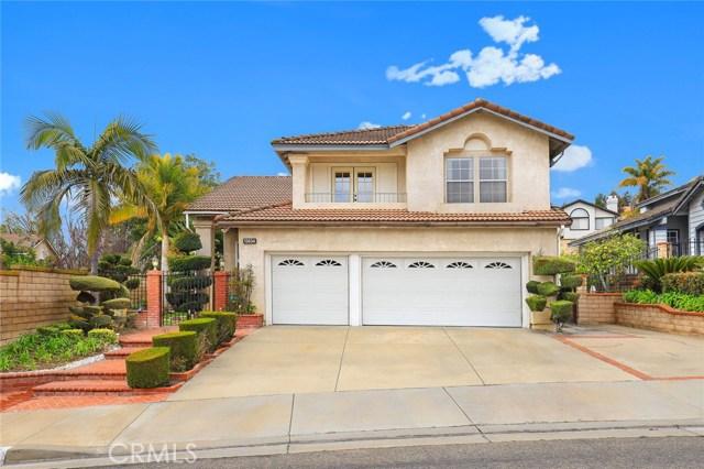13834 Evening Terrace Drive, Chino Hills, CA 91709
