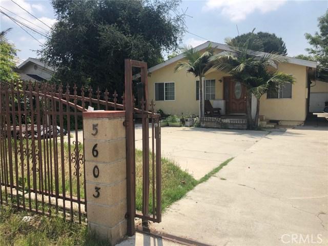 5603 Walnut Grove Avenue, San Gabriel, CA 91776