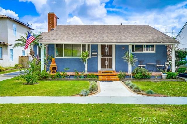 5832 Castana Avenue, Lakewood, CA 90712