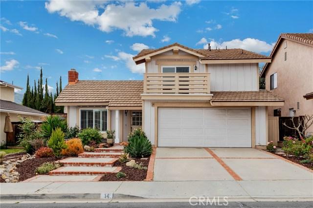 14 Via Jaquima, Rancho Santa Margarita, CA 92688