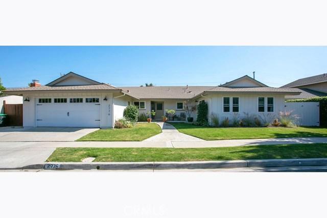 2776 Mendoza Drive, Costa Mesa, CA 92626
