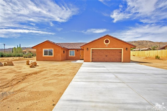 61755 Navajo, Joshua Tree, CA 92552