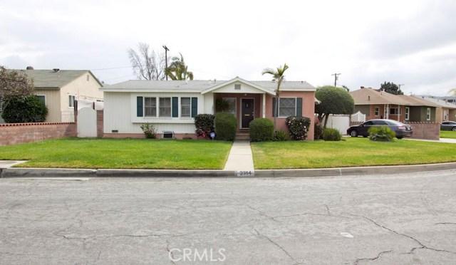 2314 Penn Mar Avenue, El Monte, CA 91732