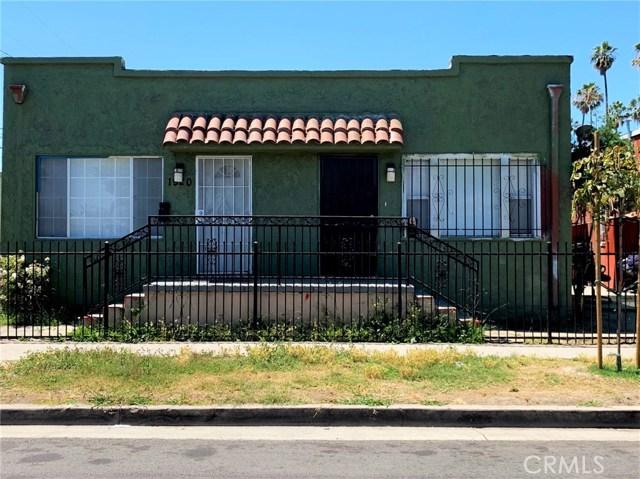 1920 W 52nd Street, Los Angeles, CA 90062