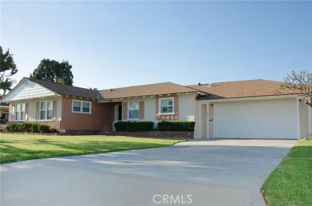 1429 W Wedgewood Drive, Anaheim, CA 92801