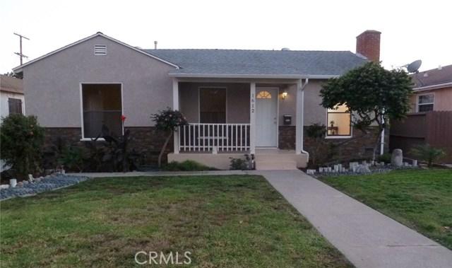 1612 W 154th Street, Gardena, CA 90247