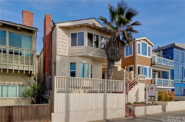 4117  The Strand (aka Ocean Dr) Drive, Manhattan Beach, California