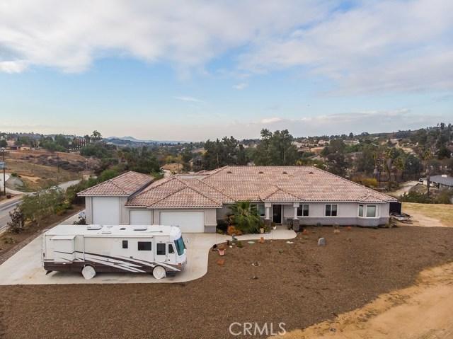 17180 Mockingbird Canyon Road, Riverside, CA 92504