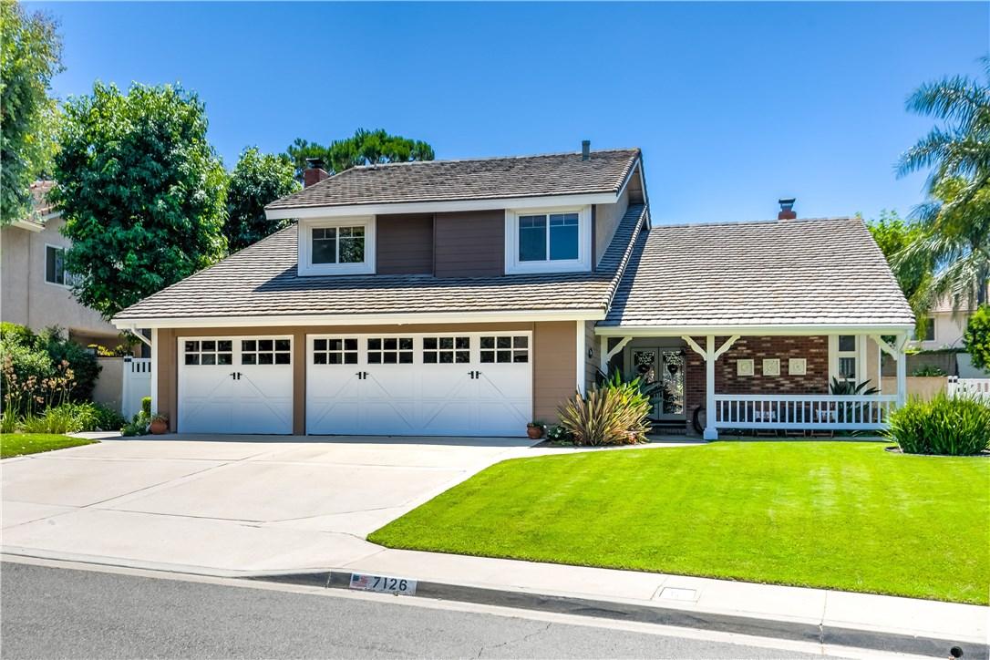 7126 E Mockingbird Way, Anaheim Hills, CA 92807