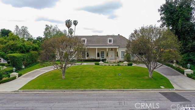 2350 Robles Ave Avenue, San Marino, CA 91108