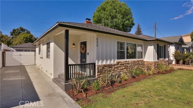 533 N Florence Street, Burbank, CA 91505