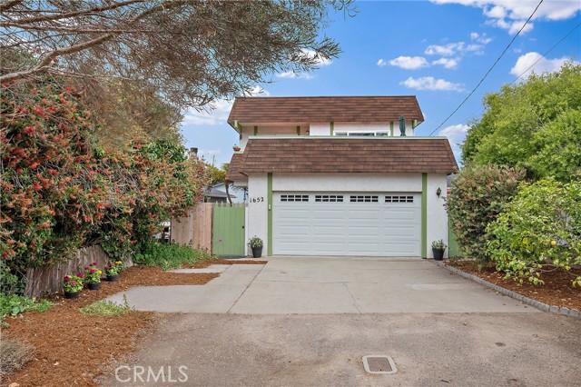 1652 7th Street Los Osos, CA 93402