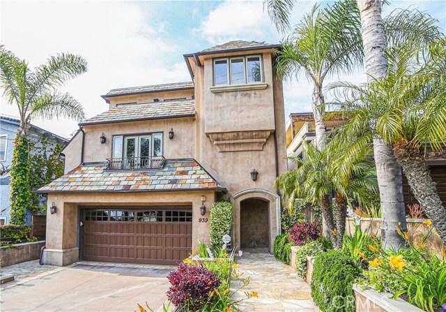 939 Duncan Avenue, Manhattan Beach, California 90266, 4 Bedrooms Bedrooms, ,4 BathroomsBathrooms,For Sale,Duncan,SB20066583