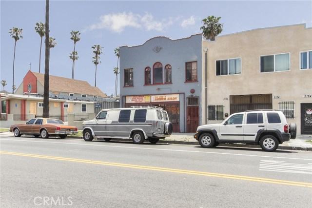 2116 W 54th Street, Los Angeles, CA 90062