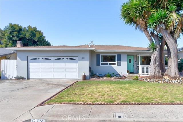 512  Arroyo Avenue, Arroyo Grande in San Luis Obispo County, CA 93420 Home for Sale