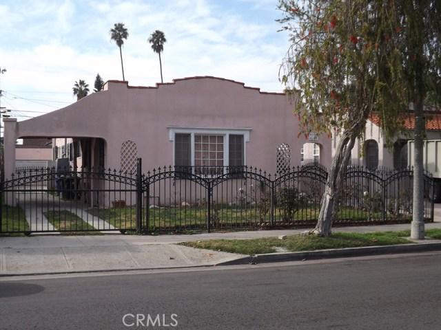 4167 Denker Avenue, Los Angeles, CA 90062