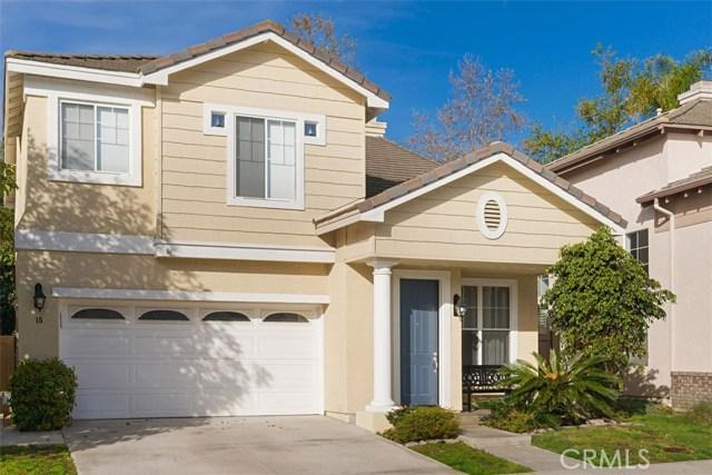 15 Cliffwood, Aliso Viejo, CA 92656