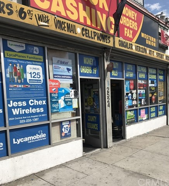 2522 S Central Avenue, Los Angeles, CA 90011