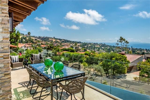 1320 Via Romero, Palos Verdes Estates, California 90274, 4 Bedrooms Bedrooms, ,5 BathroomsBathrooms,For Sale,Via Romero,PV17216220