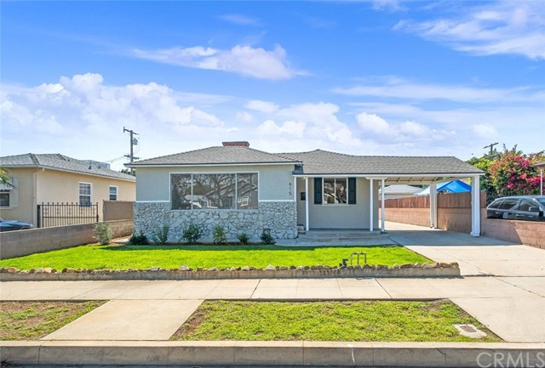 615 Hendricks Street, Montebello, CA 90640