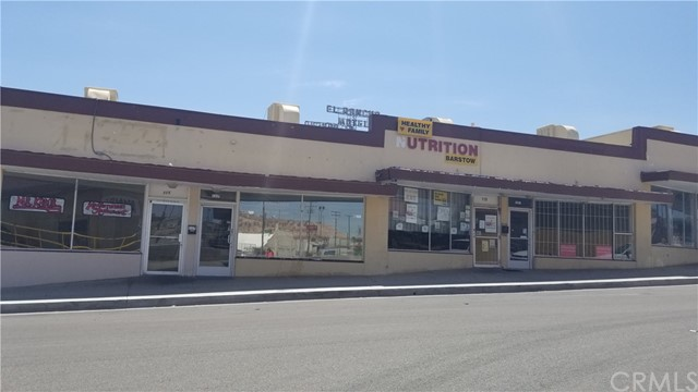 115 S 1st Avenue, Barstow, CA 92311