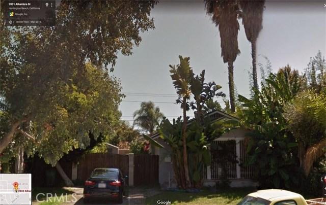 7832 Alhambra Drive, Huntington Beach, CA 92647