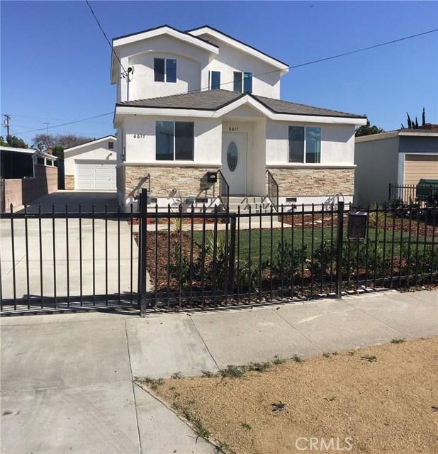 6617 Mayflower Avenue, Bell, CA 90201