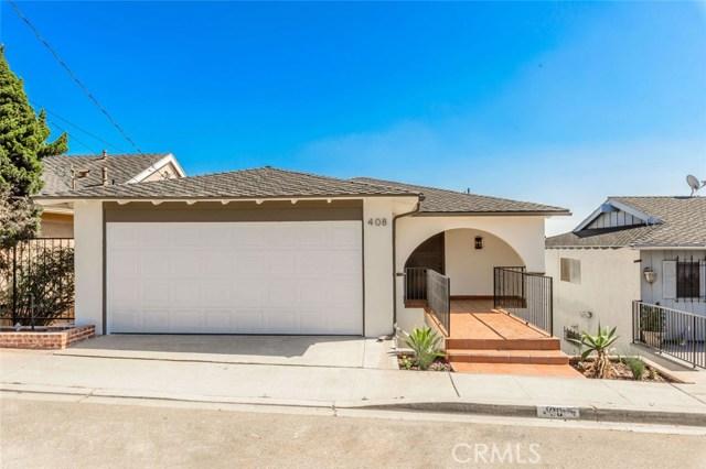 408 Prospect (Service Street) Avenue, Redondo Beach, California 90277, 4 Bedrooms Bedrooms, ,1 BathroomBathrooms,For Sale,Prospect (Service Street),DW18279595