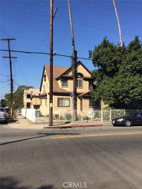 2823 Maple Avenue, Los Angeles, CA 90011
