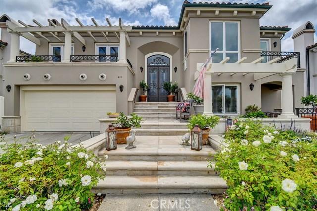 410 Paseo Miramar, Redondo Beach, CA 90277