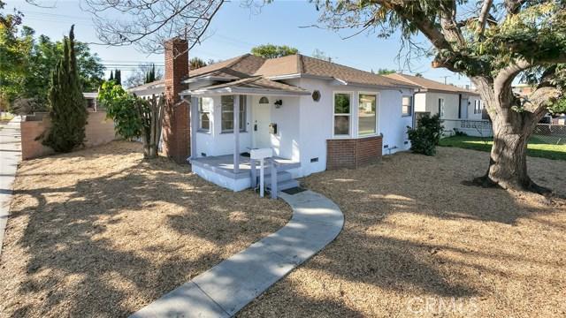 1801 N Buena Vista Street, Burbank, CA 91505