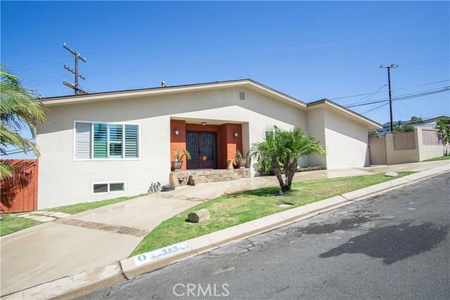989 Calle Miramar, Redondo Beach, CA 90277