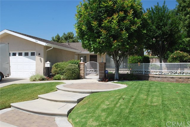 One of Gated Yorba Linda Homes for Sale at 5341  Liverpool Street