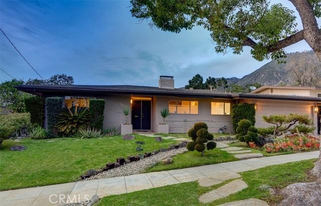 1425 Riviera Drive, Pasadena, CA 91107