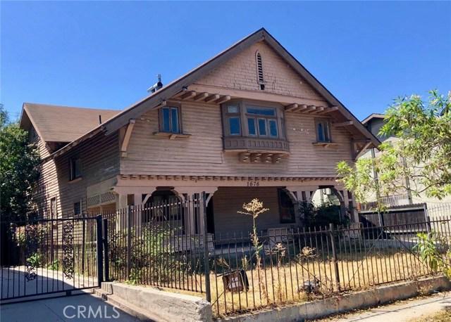 1676 W 24th Street, Los Angeles, CA 90007