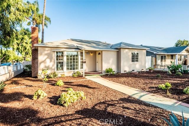 1401 Orange Avenue, Santa Ana, CA 92707